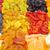 secas · frutas · coleção · branco · isolado - foto stock © pakhnyushchyy
