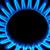 печи · подробность · газ · синий · пламя · темно - Сток-фото © pakhnyushchyy