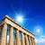 parthenon on the acropolis stock photo © pakhnyushchyy