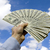 zakenman · bank · aanbieden · geld · lening · USA - stockfoto © pakhnyushchyy