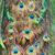 tavuskuşu · tüy · beyaz · doğa · kuş · yeşil - stok fotoğraf © pakhnyushchyy