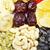 data · gevuld · noten · marsepein · voedsel · koken - stockfoto © pakhnyushchyy