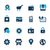 online store icons    azure series stock photo © palsur