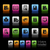 book icons color box stock photo © palsur