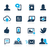 social icons azure series stock photo © palsur