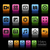 media interface icons    colorbox series stock photo © palsur