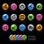 envío · iconos · vector · archivo · color · icono - foto stock © Palsur