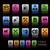 website · internet · eps · bestand · kleur · icon - stockfoto © palsur