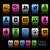связи · иконки · вектора · файла · цвета · икона - Сток-фото © palsur