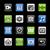 web · hareketli · temeller · vektör · simgeler · baskı - stok fotoğraf © palsur