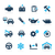 car service icons    azure series stock photo © palsur