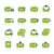 e mail icons    natura series stock photo © palsur