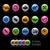 coche · servicios · iconos · vector · archivo · color - foto stock © Palsur
