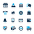 e shopping icons    azure series stock photo © palsur