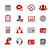 web · móviles · iconos · grafito · vector · digital - foto stock © palsur