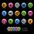 oficina · negocios · vector · archivo · botones · diferente - foto stock © palsur