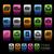 e mail icons color box stock photo © palsur