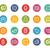 ソーシャルメディア · ネットワーク · 世界中 · 地図 - ストックフォト © palsur