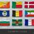 USA · Chiny · banderą · mieszany · trójwymiarowy · oddać - zdjęcia stock © panaceadoll
