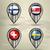 Canadá · bandeira · imagem · dia · eventos - foto stock © panaceadoll