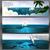azúr · tengerpart · homokos · víz · természet · tenger - stock fotó © Panaceadoll