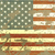 Vintage American flag stock photo © Panaceadoll