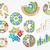 conjunto · diagramas · gráficos · ecologia · energia · renovável · mundo - foto stock © Panaceadoll