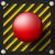 pânico · botão · vetor · vermelho · alarme · brilhante - foto stock © panaceadoll