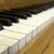 old piano keys stock photo © pancaketom