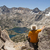 kanyon · Kalifornia · Nevada · terjedelem · kint · egyenetlen - stock fotó © pancaketom