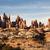 homokkő · kő · hegyek · Dél-Afrika · tájkép · Föld - stock fotó © pancaketom
