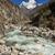 ama dablam mountain above river stock photo © pancaketom