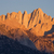 mount whitney sunrise stock photo © pancaketom