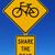 weg · fietsen · teken · landelijk · leidend · vallei - stockfoto © pancaketom