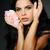 foto · hermosa · niña · moda · estilo · nina · retrato - foto stock © pandorabox