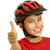 boy bike helmet stock photo © paolopagani