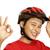 erkek · bisiklet · kask · beyaz · çocuklar · spor - stok fotoğraf © paolopagani