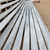 fából · készült · székek · naplemente · tengerpart · kettő · megnyugtató - stock fotó © papa1266