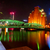 noc · widoku · Szanghaj · Chiny · nowoczesne · budynków - zdjęcia stock © papa1266