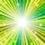 zielone · migotać · promienie · efekt · przezroczystość · streszczenie - zdjęcia stock © pashabo