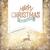 Noël · nouvelle · année · vacances · or · glitter · cerfs - photo stock © pashabo