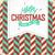alegre · natal · distintivo · caligrafia - foto stock © pashabo