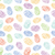 easter · egg · naadloos · vector · patroon · vakantie · papier - stockfoto © pashabo