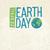föld · napja · kéz · illusztráció · égbolt · földgömb · Föld - stock fotó © pashabo