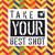 o · melhor · tiro · cartaz · colorido · abstrato - foto stock © pashabo