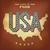 USA · absztrakt · poszter · terv · vektor · eps10 - stock fotó © pashabo