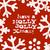merry christmas grunge postcard design on red textured backgroun stock photo © pashabo