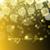 yalıtılmış · altın · parlama · şeffaf · vektör · ışık - stok fotoğraf © pashabo