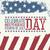 día · sello · bandera · EUA · soldado · silueta - foto stock © pashabo