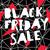 big sale black friday sale poster stock photo © pashabo